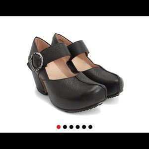 John Fluvog Leader MaryJane Shoes